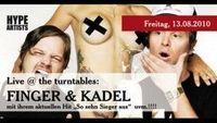 Live: Finger & Kadel / White Night
