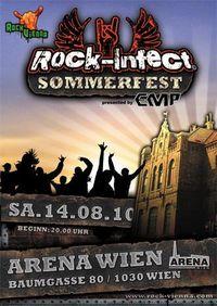 Rock-Infect Sommerfest@Arena Wien