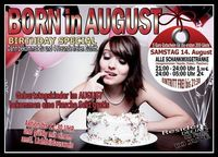 Born in August@Excalibur