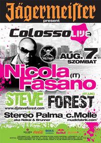 Pitbull Party@Colosso Live