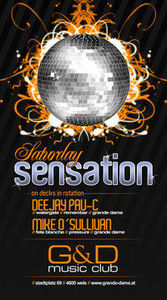 Saturday Sensation with Pau-C