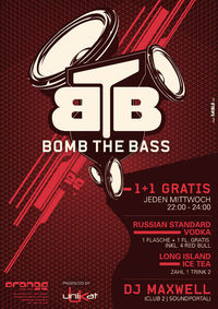 Bomb the Bass@Orange