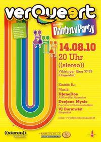 verQueert meets Rainbowparty@((stereo)) Club
