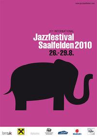 31. Jazzfestival Saalfelden@Stadtzentrum Saalfelden