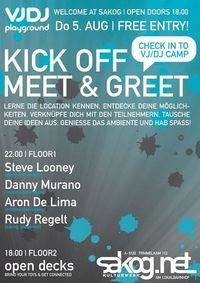 Playground VJDJ Camp - Kick off Meet&Greet@Kulturwerk Sakog