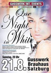 One Night in White@Brauerei Gusswerk