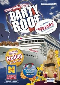 Partyboot & I love R'n'B@Rossini