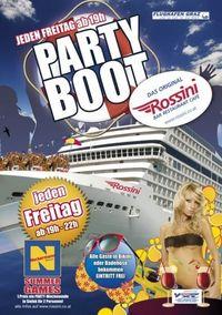 Partyboot & I love R'n'B@Rossini