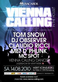Vienna calling@Werft
