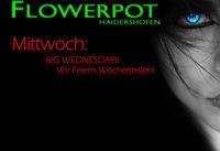 Big Wednesday!@Flowerpot