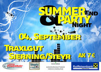 Summer & Party Night@Traxlgut