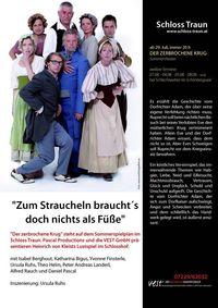Der zerbrochene Krug@Kulturschloss Traun