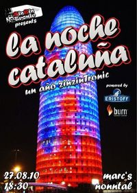 La noche cataluña@Marcs Petersbrunnhof