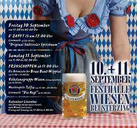 Oktoberfest des AHC Blue Kings@Wiesen Festhalle bei Sterzing