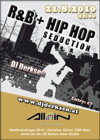 R&B + hip hop Seduction@All iN