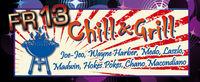 Chill & Grill - Heat Konfusion@Vienna City Beach Club