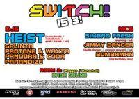 Switch! is 3!@Badeschiff