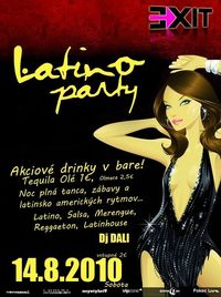 Latino Party@Exit VIP Club