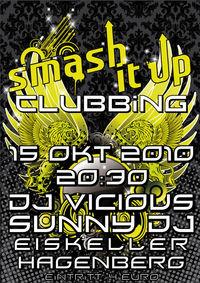 Smash it Up Clubbing @Eiskeller Hagenberg