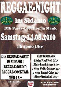 Reggae Night@Cafe Sidamo Mank
