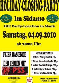 Holiday-Closing-Party@Cafe Sidamo Mank