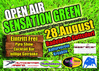 Sensation Green@Badesee Persenbeug - Gottsdorf