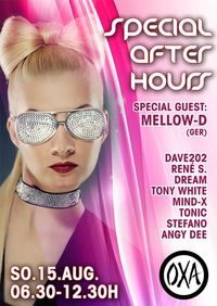 Special After Hours (28h Parade Festival)@Oxa