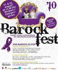 Barockfest 2010@Zwergerlgarten / Schloss Mirabell