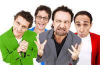 Comedy Hirten - Ferngestört@Kasemattenbühne