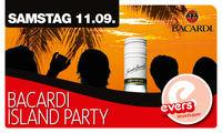 Bacardi Island Party@Evers