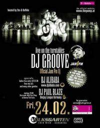 The Pump-DJ Groove