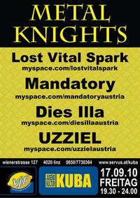 Metal Knights@Kuba