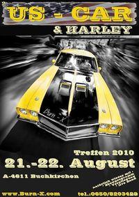 2. US-Car & Harley Treffen 2010@US-Car & Harley Treffen Gelände