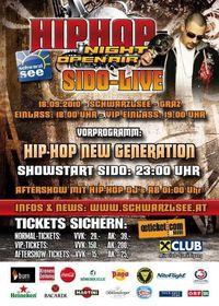 Hip Hop Night – SIDO Live