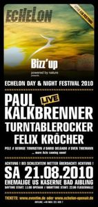 Echelon Festival @B&O Parkgelände
