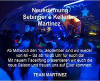 Neu Eröffnung@Sebingers Kellerbar