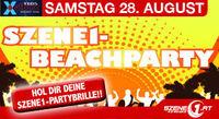 SZENE1 BEACH PARTY