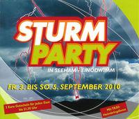 Sturmparty Seeham- Frühshoppen@Seeham