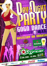 Day&Night Party@XPub