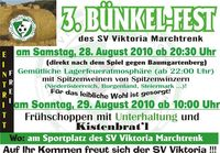 Bünkelfest des SV Viktoria Marchtrenk@Sportplatz