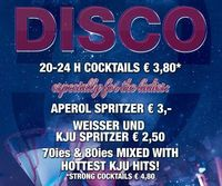 kju disco@Q[kju:] Bar