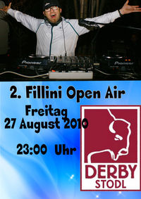 2. Fillini Open Air@Derby Stodl
