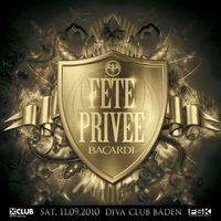 Fête Privée@Diva Club