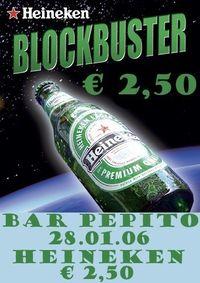 Heineken Party@Bar Pepito