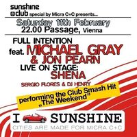 Full Intention - Sunshine Club Spec@Babenberger Passage