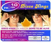 Disco Kings@Partyhouse Auhof