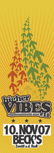 Higher Vibes #11-Reggae Bashment@Becks Bar