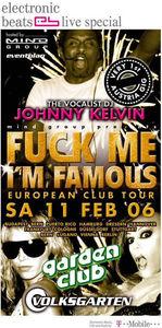 Fuck Me I´m Famous Euro.Clubtour 06
