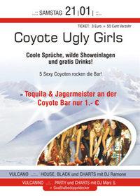Coyote Ugly Girls