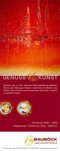 Genuss & Kunst@Bauböck
